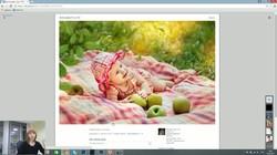 МК по Детской и семейной обработке фото